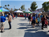 Emergency Preparedness Booths at 2019 La Mesa Pancake Breakfast