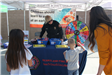 Fire Marshal and Attendees at 2019 La Mesa Pancake Breakfast
