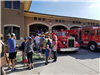 Station 11 View of 2019 Pancake Breakfast
