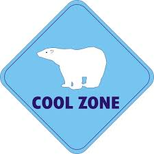 Cool Zones Image with Polar Bear